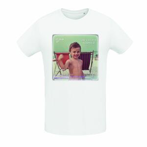 """T-shirt  """"UN'ESTATE NORMALE"""" Foto singolo 2021"""