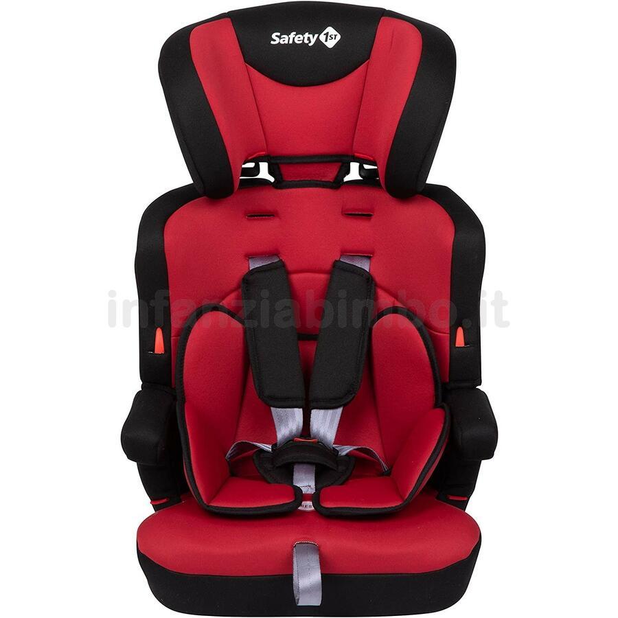 Seggiolino Auto Eversafe+ Full Red - Safety 1st 8512765001