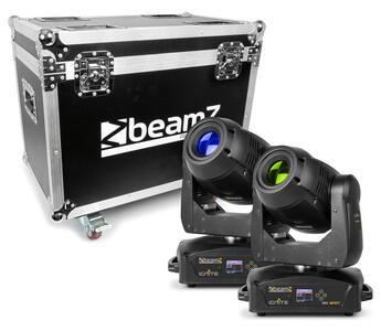 Beamz Pro - IGNITE180 SPOT 2 pezzi in FLIGHTCASE