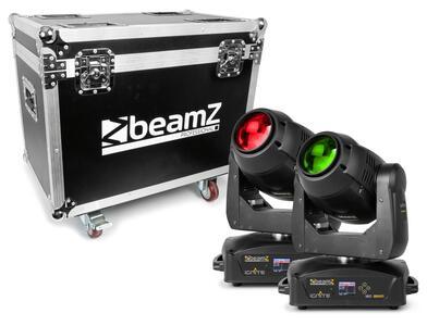 Beamz Pro - IGNITE180B BEAM 2 pezzi in FLIGHTCASE