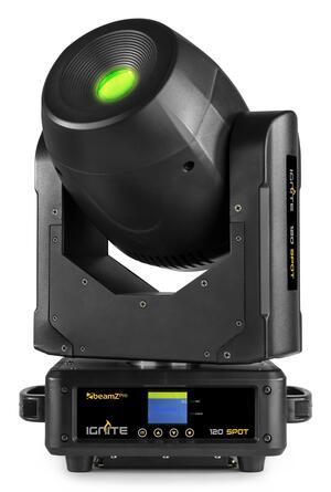 Beamz Pro - IGNITE120 LED SPOT 120W