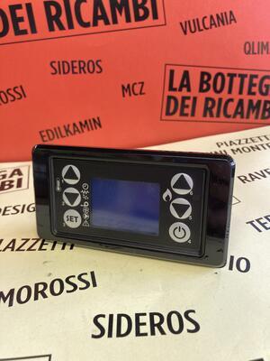 TASTIERA/DISPLAY LCD Q007 MICRONOVA STUFE KALOR