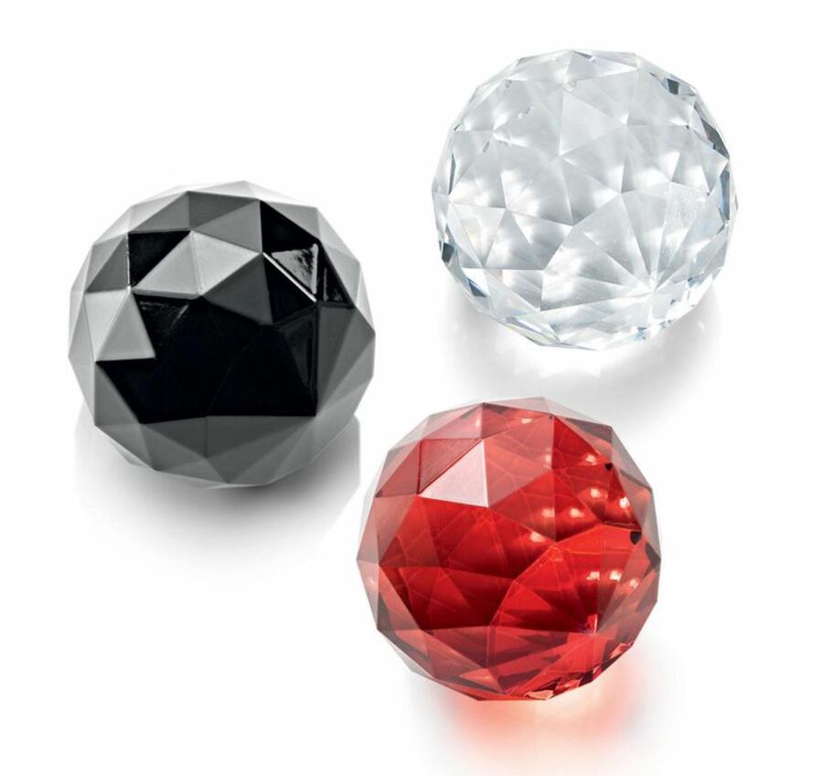 Lampada a Sospensione GIUDECCA a Sei Luci in Vetro Soffiato e Cristallo Molato di Ideal Lux - Offerta di Mondo Luce 24