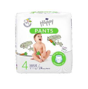 Pannolini PANTS Happy TG 4 (8-14 Kg) - 24 pz