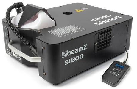 Beamz - S1800 MACCHINA DEL FUMO DMX ORIZZONTALE/VERTICALE