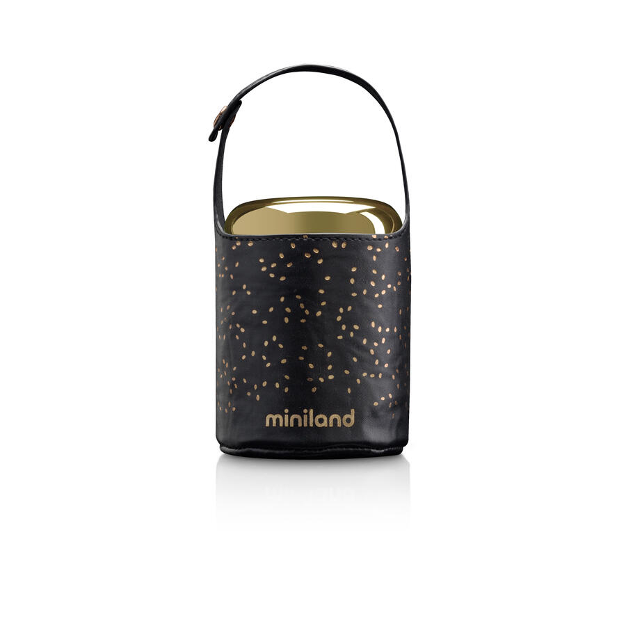 Food Thermos Mini Deluxe Gold