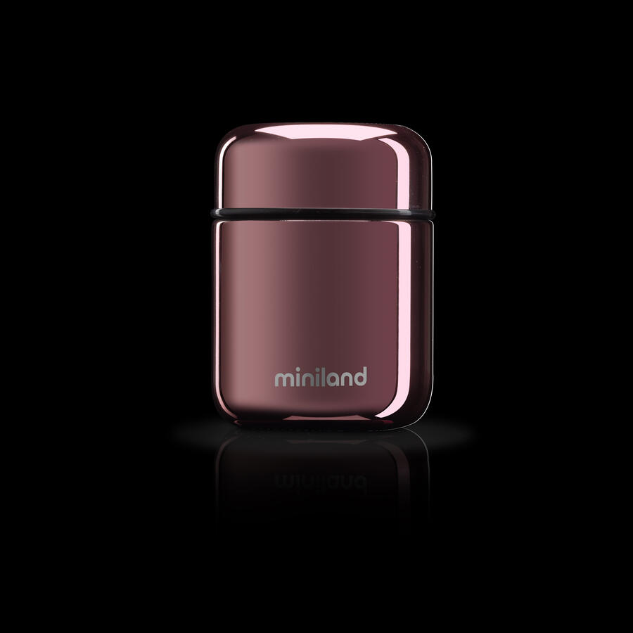 Food Thermos Mini Deluxe Rose