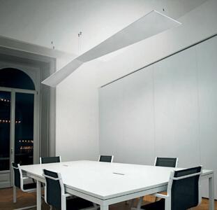 Lampada a Sospensione REMO al LED in Alluminio di Rossini Illuminazione, Varie Finiture e Versioni - Offerta di Mondo Luce 24