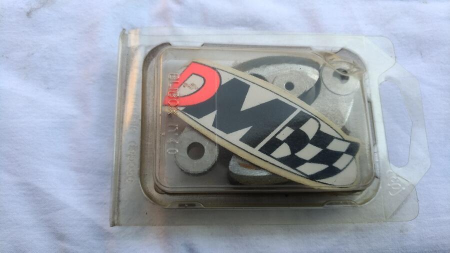 Ricambio Minimoto DM . Massette Frizione Nuove D.80