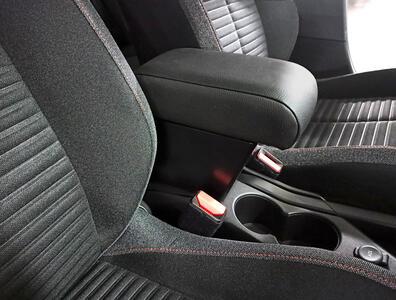 Accoudoir réglable en longueur avec porte-objet pour Peugeot 208 (03/2019>)