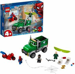 Avvoltoio e la rapina del camion - LEGO Spiderman 76147 - 4+