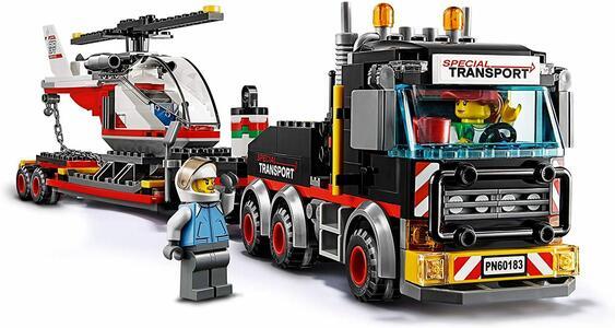 Trasporti speciali - LEGO City 60183 - 5+