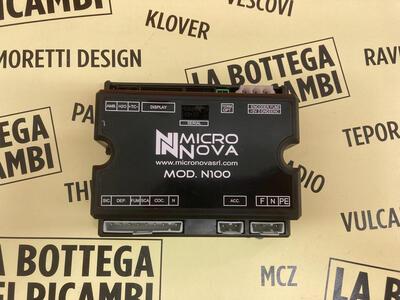 CENTRALINA/SCHEDA MADRE MICRONOVA N100