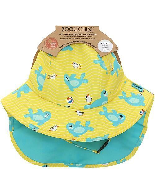 Cappellino Estivo Zoocchini - Foca