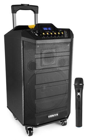 Vonyx - VPS10 PORTABLE SOUND SYSTEM 10'' con BT