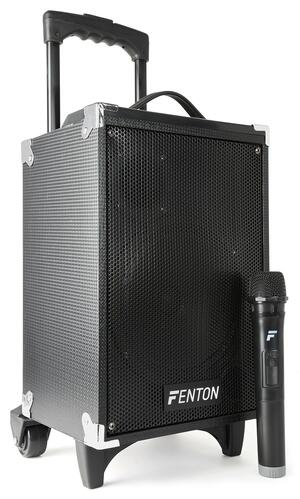 "Fenton - ST050 MOBILE SOUND SYSTEM 8"" con BT/MP3/USB/SD/VHF"