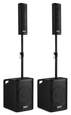 Vonyx - VX1050BT ACTIVE SPEAKER KIT 2.2
