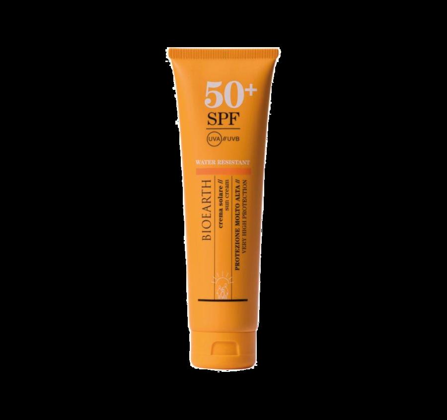 Crema solare spf 50+ water resistant
