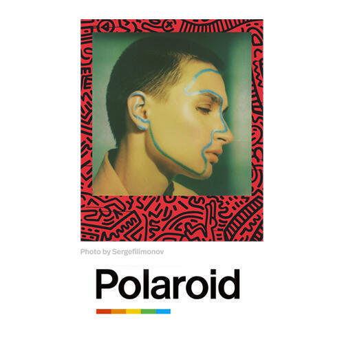 Polaroid I-Type Color Keith Haring Edition