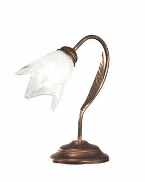 Lampada a Tavolo CILEA in Metallo di Rossini Illuminazione - Offerta di Mondo Luce 24