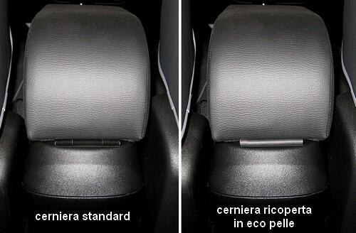 Mittelarmlehne ELEGANT für Ford Puma in der Länge verstellbaren