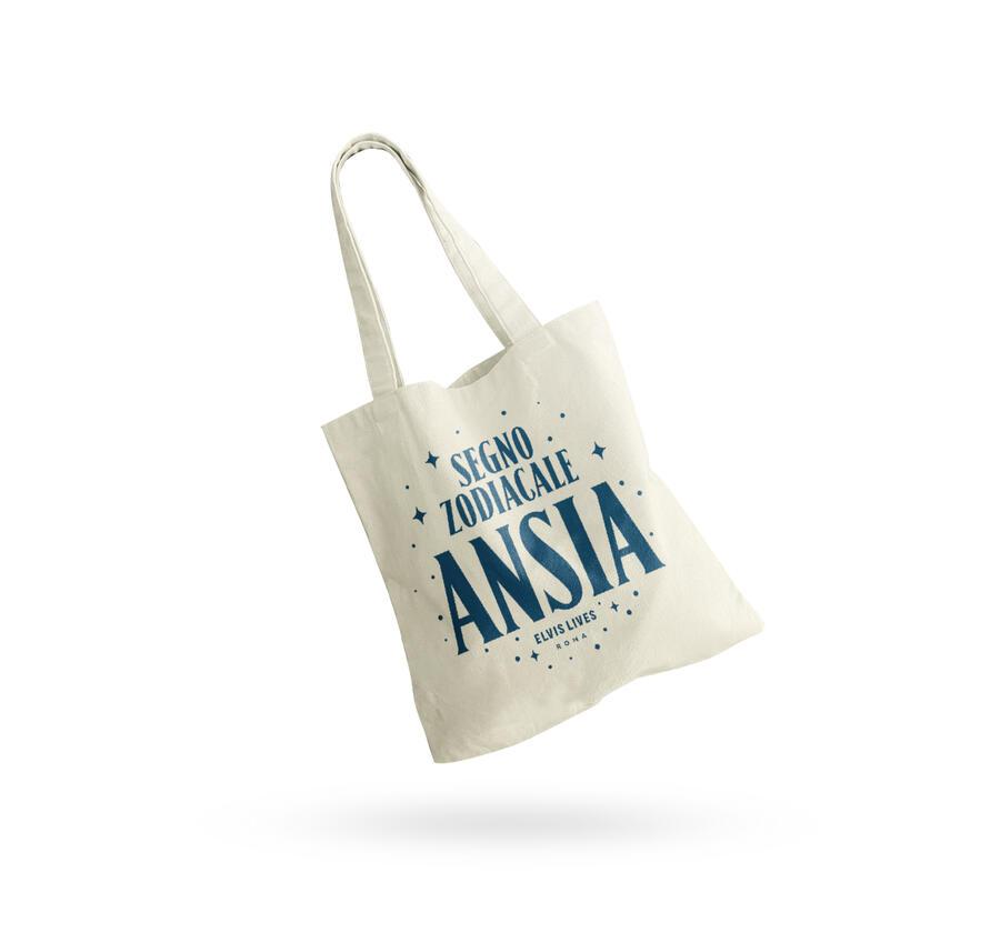 Elvis Lives Shopper Ansia