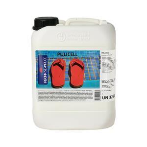 Pulicell 5Kg per pulizia celle di centraline a sale e  sonde cloro