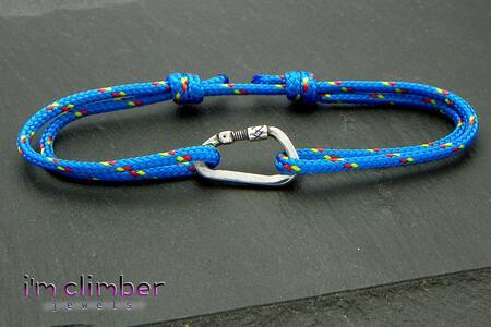 Bracelet Carabiner Climber sm.