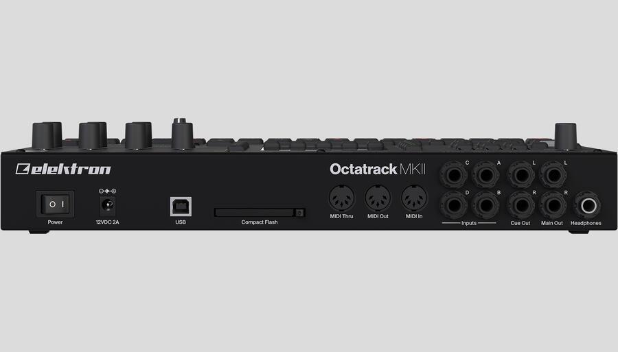 Elektron - Octatrack MKII Black