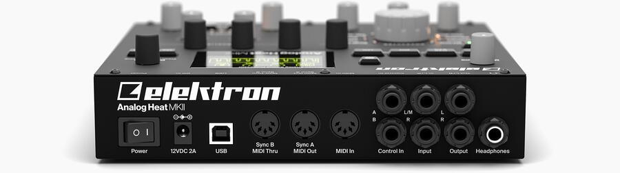 Elektron - Analog Heat MKII