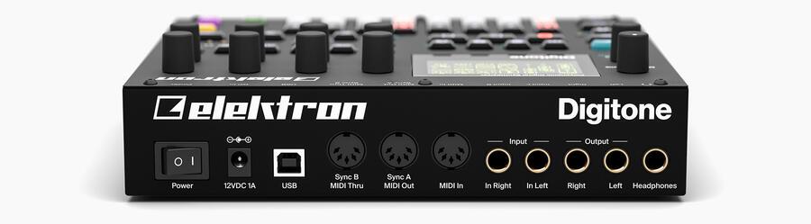 Elektron - Digitone