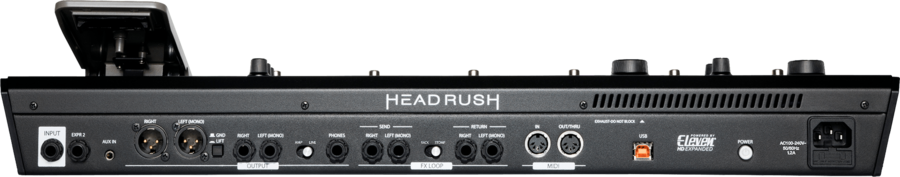 HeadRush Pedalboard®