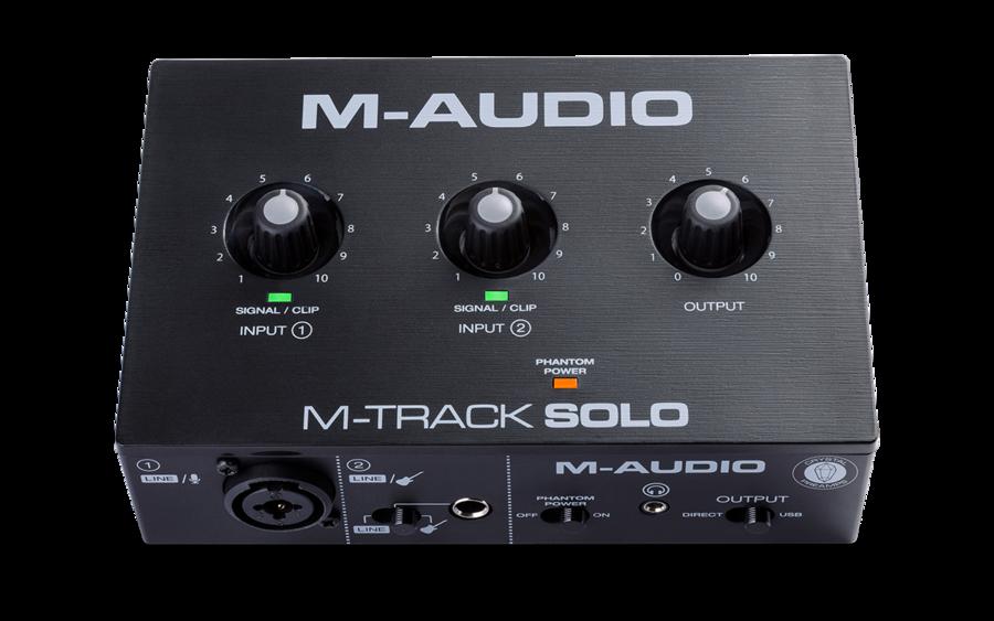 M-AUDIO - M-Track Solo