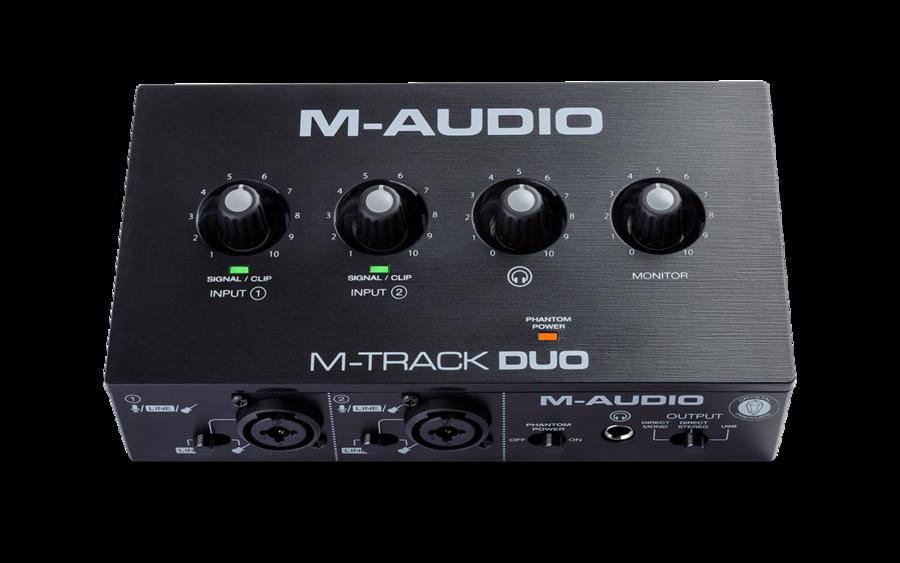 M-AUDIO - M-Track Duo