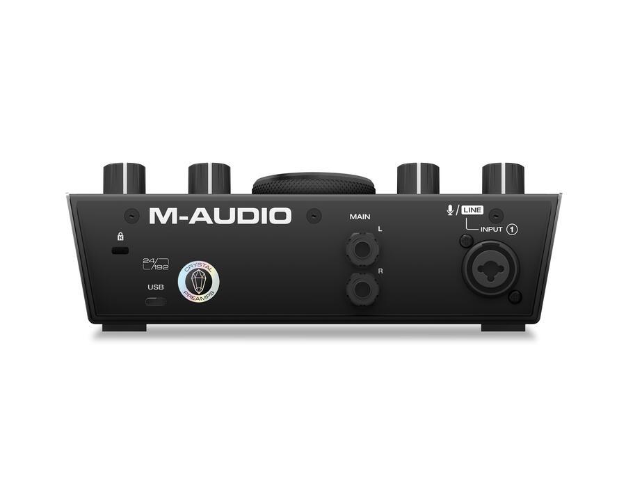 M-AUDIO - AIR 192 4 Vocal Studio Pro