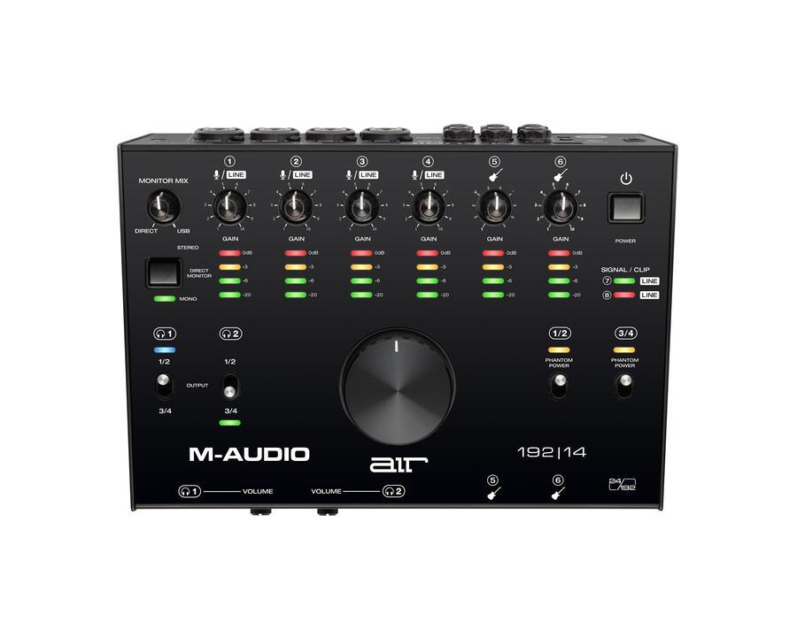 M-AUDIO - AIR 192 14