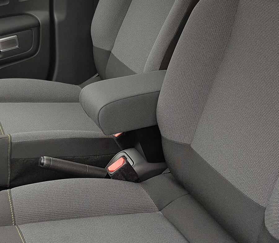 Armrest with storage for Citroen C3 (from 2017)