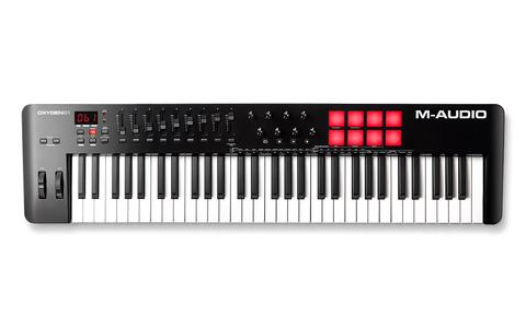 M-AUDIO - Oxygen 61 (MK4)