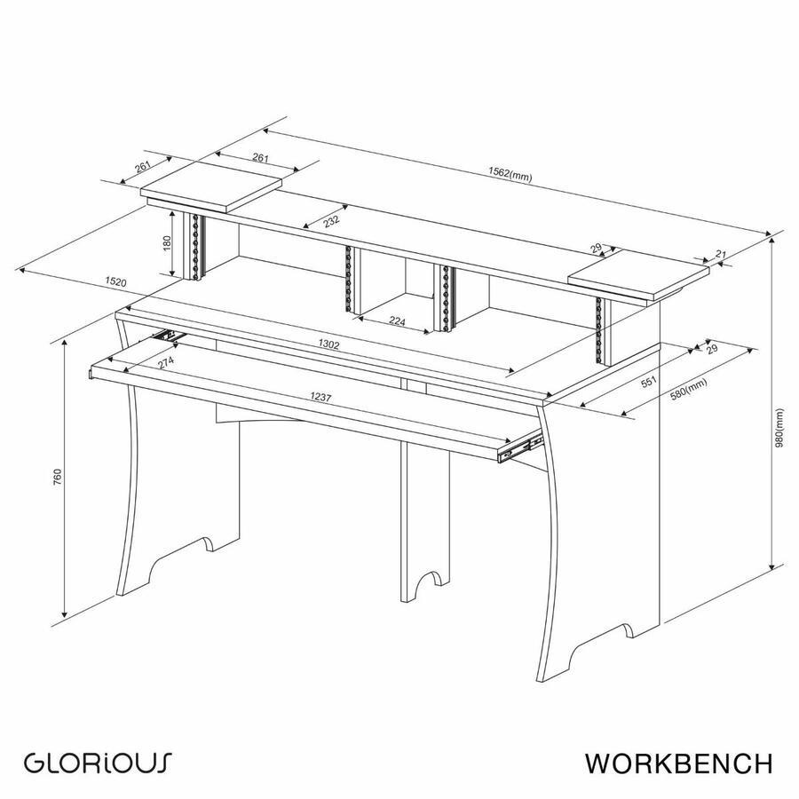 Glorious Workbench