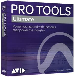 Avid Pro Tools | Ultimate 1 Year Software Updates + Support Plan (Reinstatement)