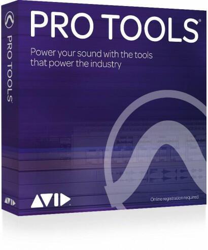 Avid Pro Tools 1 Year Software Updates + Support Plan (Reinstatement)