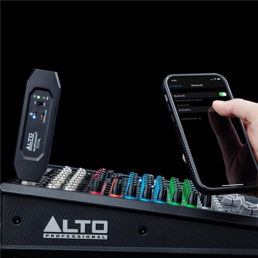 ALTO PROFESSIONAL - BLUETOOTH TOTAL MKII