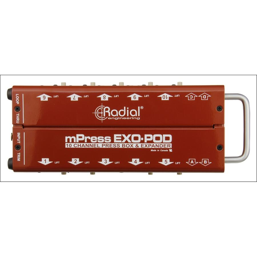 RADIAL ENGINEERING - EXO-POD