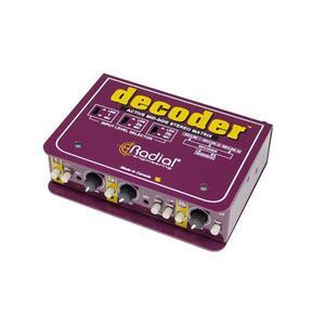 RADIAL ENGINEERING - DECODER