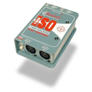 RADIAL ENGINEERING - TWIN ISO