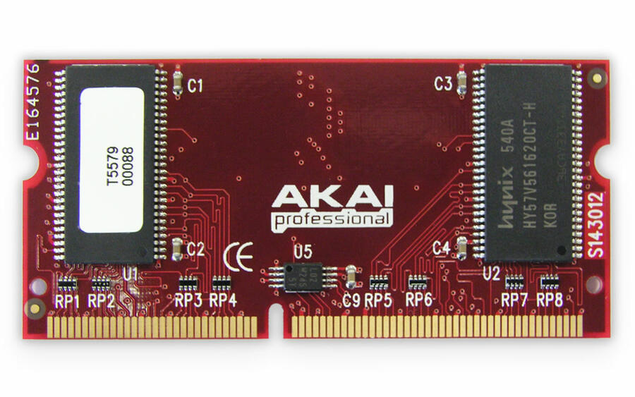 AKAI PROFESSIONAL - EXM128