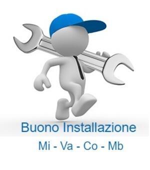 Buono Installazione depuratore in Lombardia.