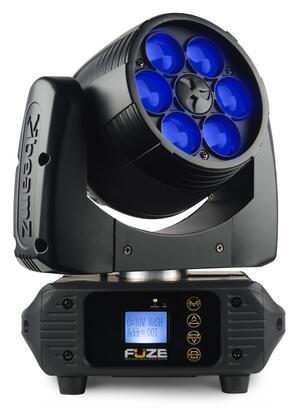 Beamz Pro - FUZE610Z WASH 6X 10W LED ZOOM