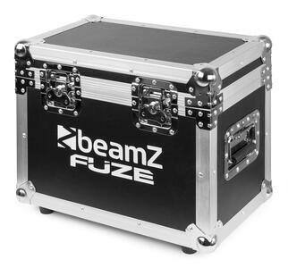 Beamz Pro - FCFZ2 FLIGHTCASE PER TESTE MOBILI SERIE FUZE DA 2 PEZZI