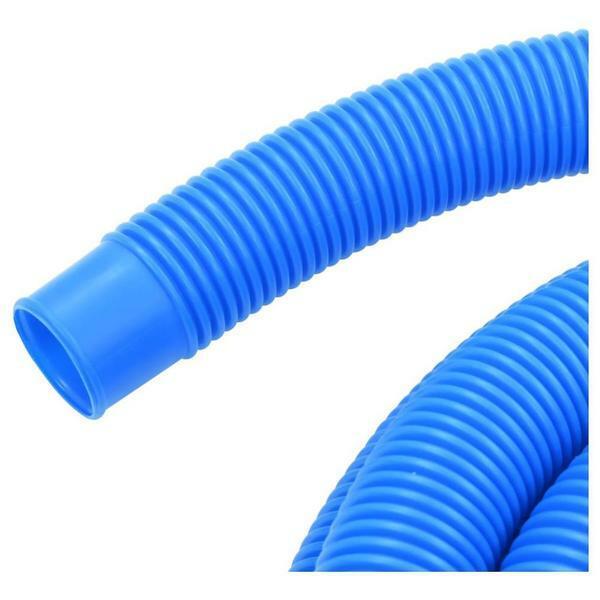 Tubo di Collegamento Pompa Sabbia Filtro Piscina  Diametro 38 mm  Colore Blu compatibile con Bestway e Intex taglio al metro
